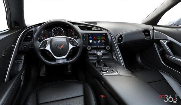 2019 Chevrolet Corvette Z06 Coupe Z06 3LZ