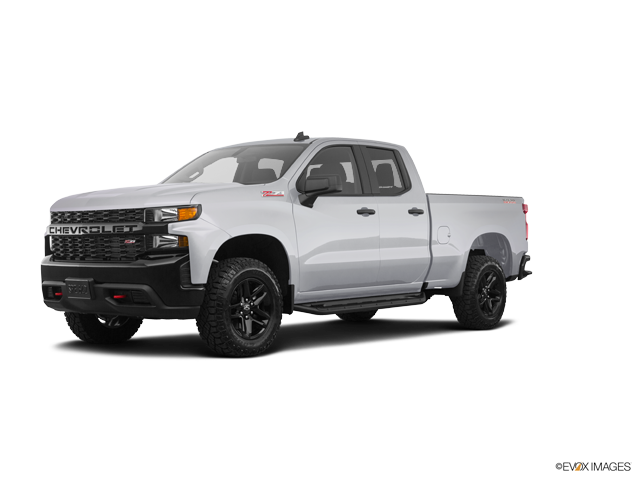 2019 Chevrolet Silverado Custom Trail BO Custom Trail Boss