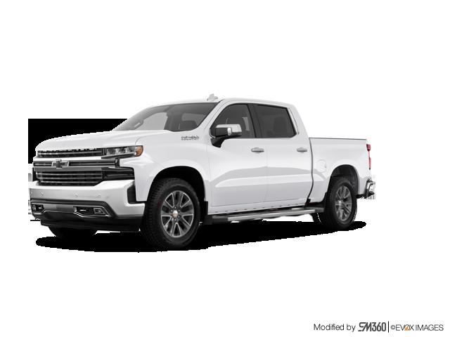 2019 Chevrolet Silverado 1500 High Country  - Leather Seats