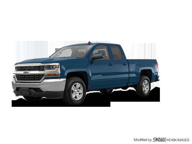2019 Chevrolet Silverado 1500 LT 4WD LT