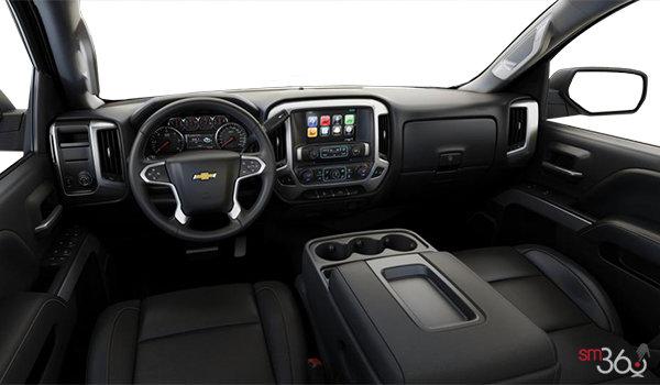2019 Chevrolet Silverado 2500 SWB 4WD Crew CAB LTZ