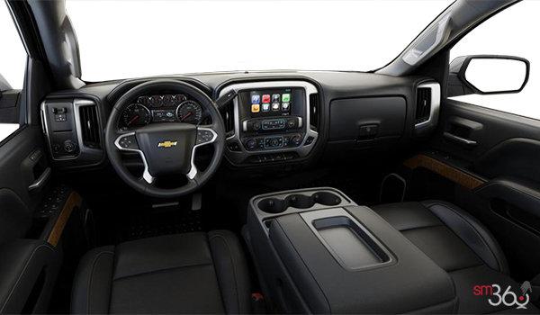 2019 Chevrolet SILVERADO LTZ 2500 CREW C LTZ