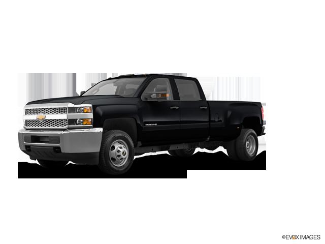 2019 Chevrolet Silverado 3500HD WT  - Hitch Package - $450.68 B/W
