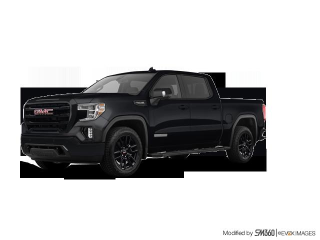 2019 GMC Sierra 1500 Elevation  - Sunroof - $363 B/W