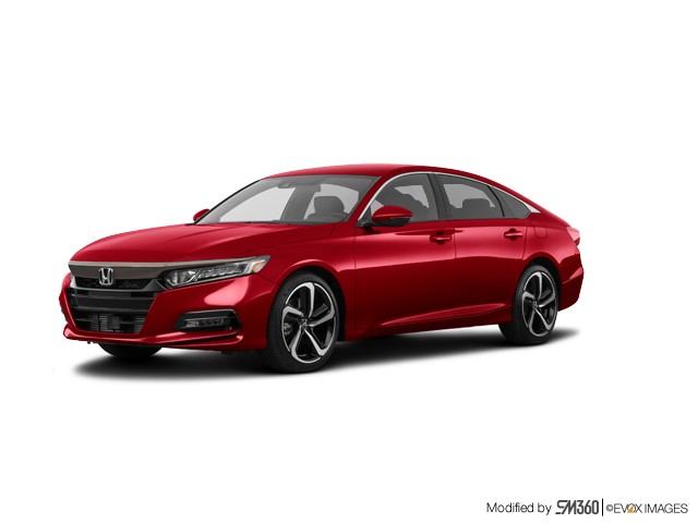 2019 Honda Accord ACCORD 2.0 SPORT