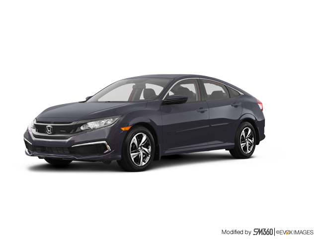 2019 Honda Civic CIVIC 4DR LX MT