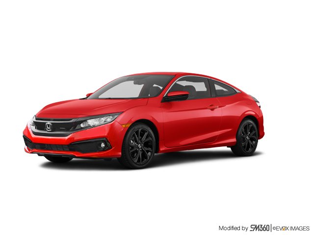 2019 Honda Civic Coupe Sport