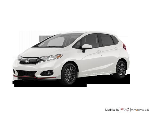 2019 Honda Fit Sport w/Honda Sensing