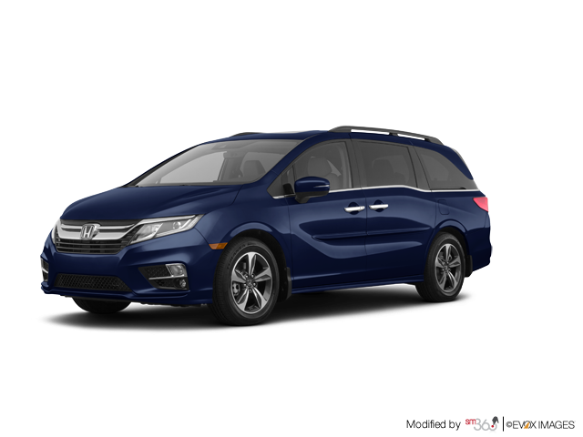 2019 Honda ODYSSEY TR ODYSSEY EX-L NAVI