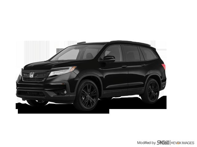 2019 Honda Pilot Black Edition