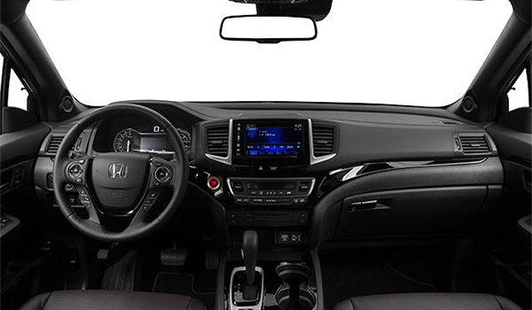 2019 Honda RIDGELINE BLACK EDITION Black Edition