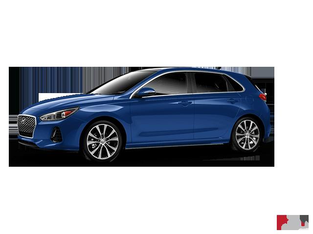 2019 Hyundai Elantra GT Luxury