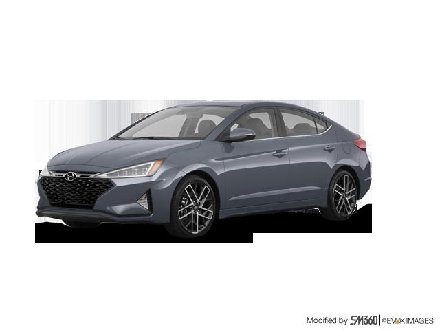 Hyundai Elantra Sport 2019