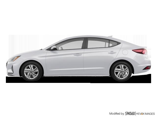 2019 Hyundai Elantra PREFERRED SUN & SAFETY AUTO