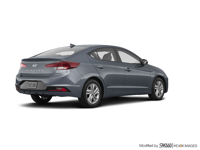 2019 Hyundai Elantra PREFERRED SUN & SAFETY AUTO
