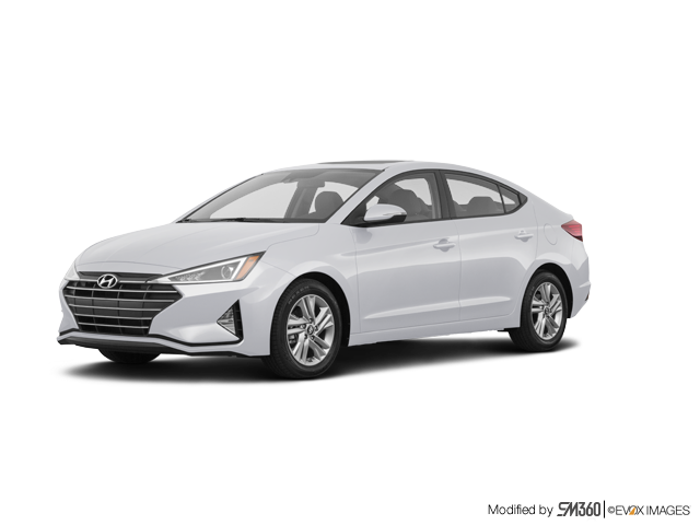 Hyundai Elantra Preferred Sun & Safety Pack 2019