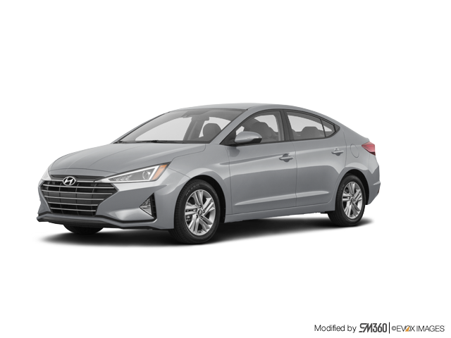 2019 Hyundai Elantra Preferred at Sun and Safety