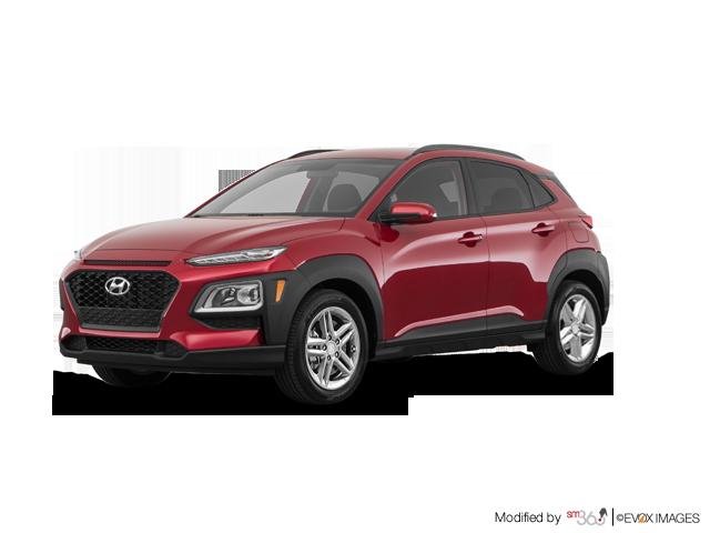 2019 Hyundai KONA AWD