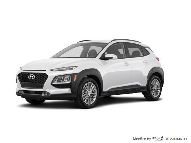 2019 Hyundai Kona LUXURY AWD