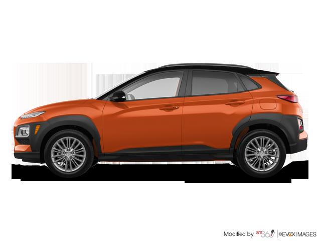 2019 Hyundai Kona PREFERRED FWD (TWO-TONED ROOF)