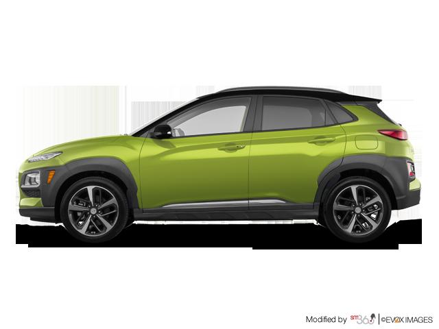 2019 Hyundai Kona TREND AWD (TWO-TONED ROOF)