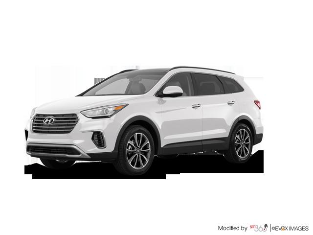 2019 Hyundai Santa Fe XL LUXURY 7 PASSENGER