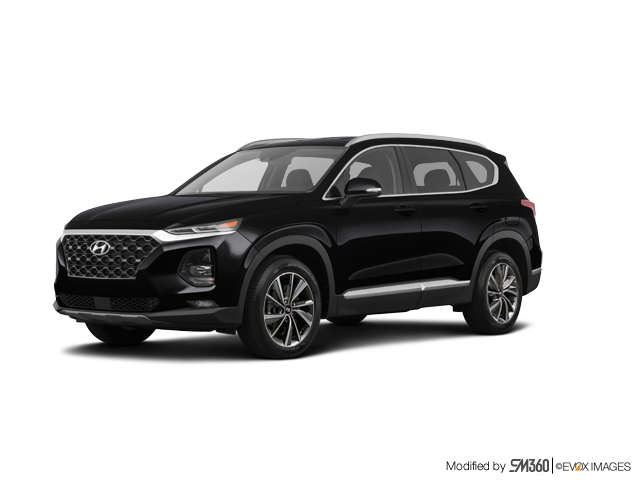 2019 Hyundai Santa Fe 2.0T PREFERRED AWD W/ COLOUR PK