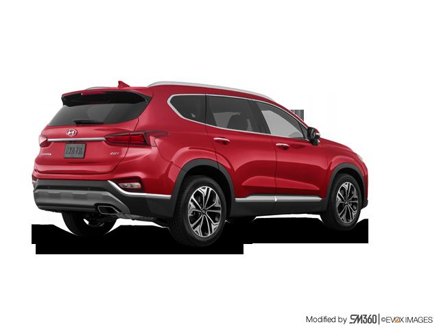 2019 Hyundai Santa Fe 2.0T ULTIMATE