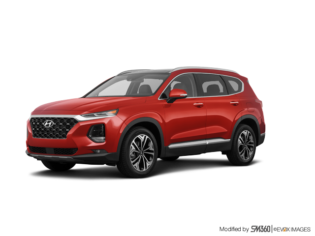 2019 Hyundai Santa Fe 2.0T ULTIMATE W/ COLOUR PACK