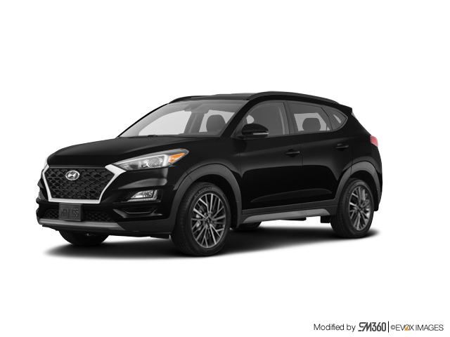 2019 Hyundai Tucson LUXURY AWD