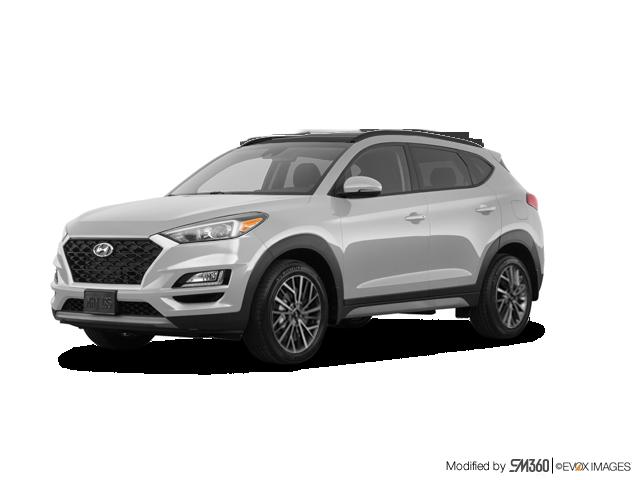 2019 Hyundai Tucson LUXURY AWD