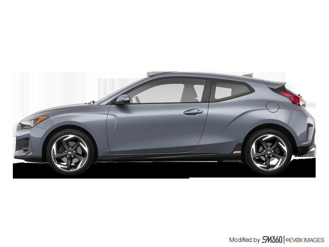 2019 Hyundai VELOSTER TURBO 1.6L MANUAL