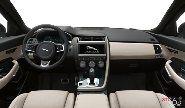 2019 Jaguar E-PACE P300 AWD R-Dynamic HSE - Interior