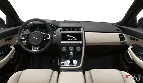 2019 Jaguar E-PACE P300 AWD R-Dynamic SE