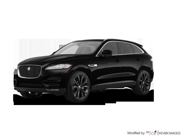 2019 Jaguar F-Pace 30t AWD Portfolio - Exterior