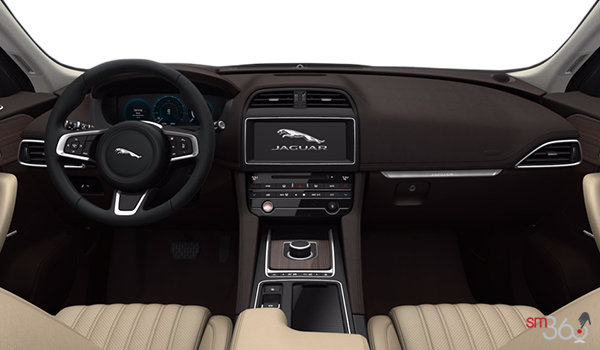 2019 Jaguar F-Pace 30t AWD Portfolio - Interior
