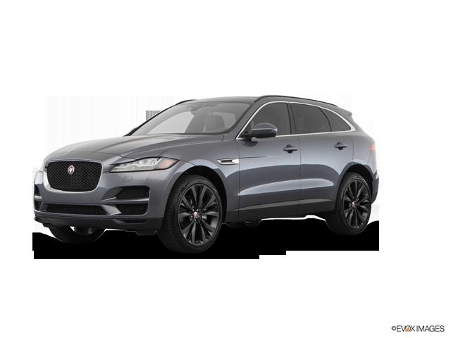 2019 Jaguar F-Pace 30t AWD Prestige - Exterior