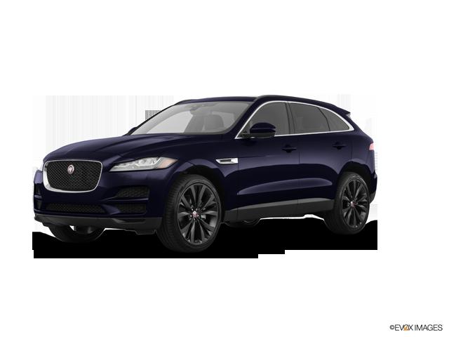 2019 Jaguar F-Pace 25t AWD Prestige - Exterior