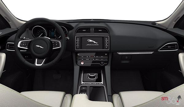 2019 Jaguar F-Pace 30t AWD Prestige - Interior