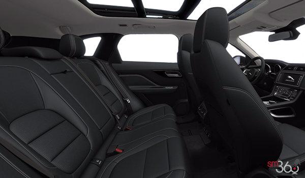 Jaguar Suv F Pace >> New 2019 Jaguar F-PACE 30t AWD R-Sport - $77920.0 | Jaguar Vancouver