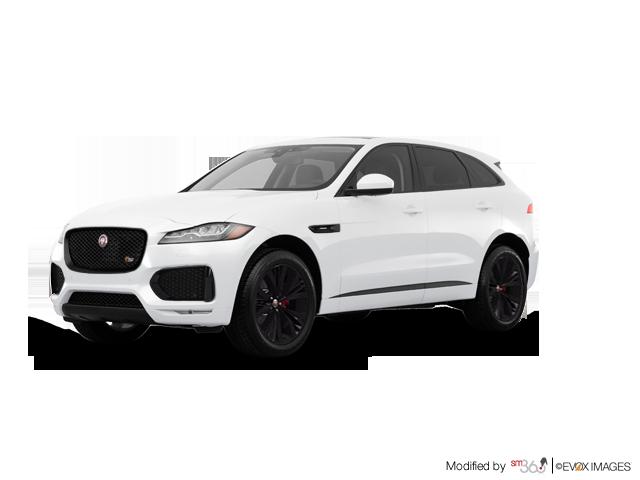 Jaguar F-Pace S AWD 2019 - Extérieur