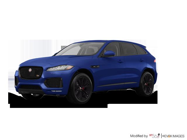 2019 Jaguar F-Pace S AWD