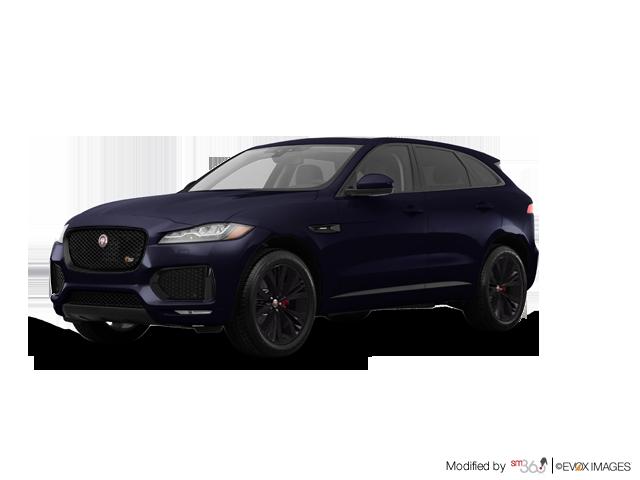 2019 Jaguar F-Pace S AWD - Exterior