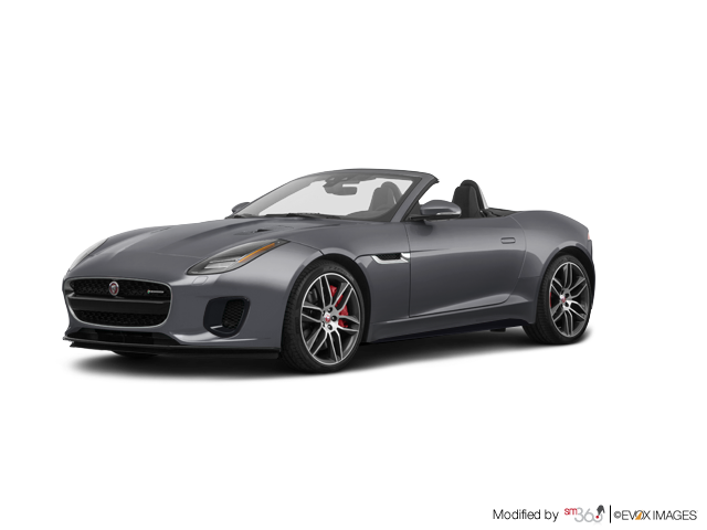 2019 Jaguar F-Type Convertible P380 R-Dynamic AWD - Exterior