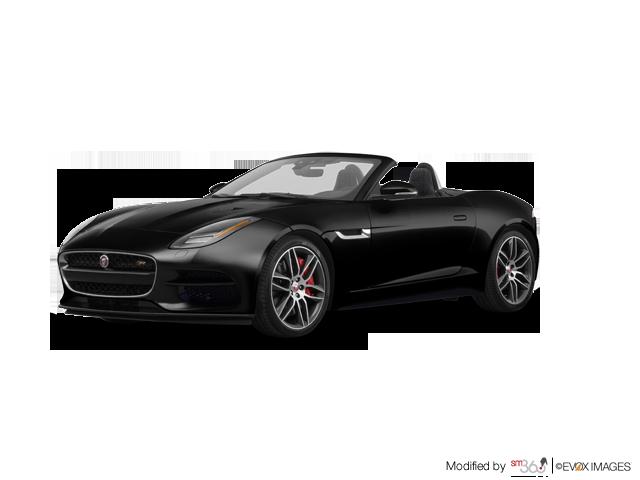 2019 Jaguar F-Type Convertible 550hp R AWD (2) - Exterior