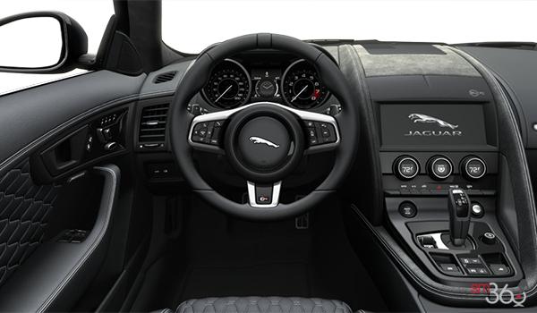 2019 Jaguar F-Type Convertible 575hp SVR AWD