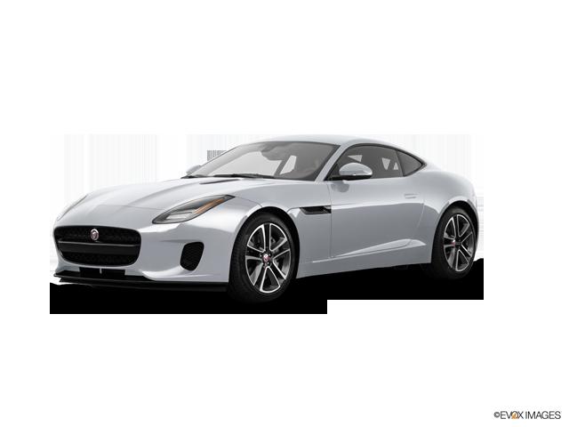 Jaguar F-Type Coupe P300 at (2) 2019 - Extérieur