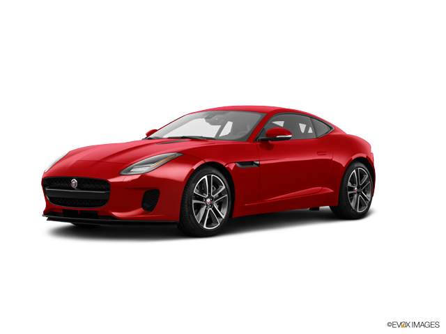2019 Jaguar F-Type Coupe P300 at