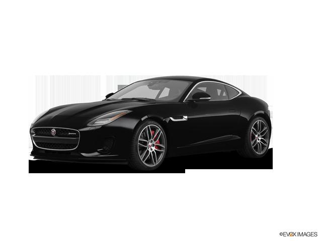 2019 Jaguar F-Type Coupe P380 R-Dynamic at