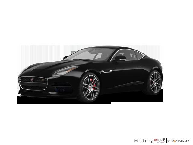 2019 Jaguar F-Type Coupe 550hp R AWD